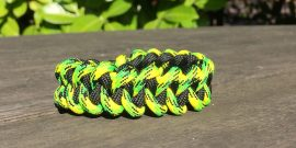 Dragonfly Shark tooth survival strap wristband