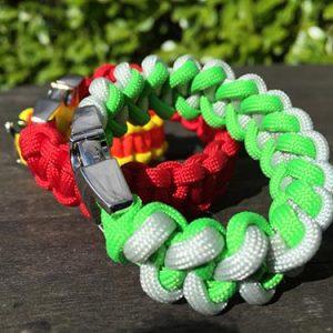 Jawbone Paracord Bracelet
