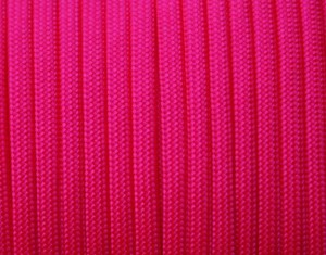 Neon Pink Paracord