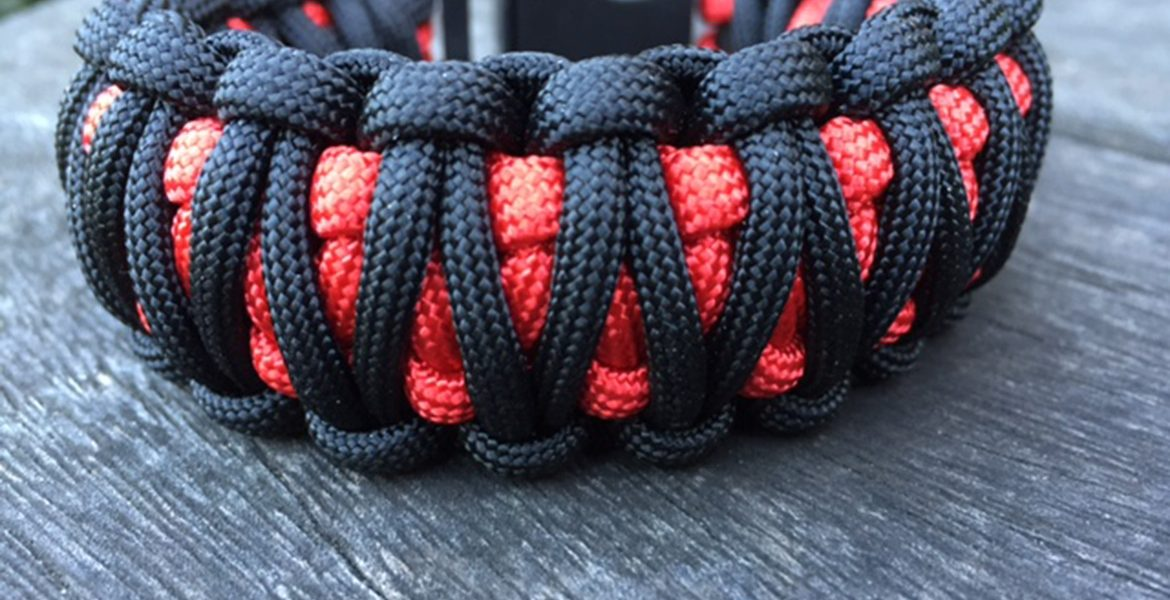 Handmade Paracord Wristbands