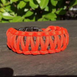 Double Cobra Paracord Bracelet