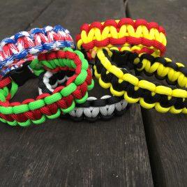 Paracord Bracelets Survival Straps