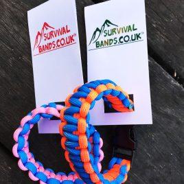The Double Cobra Solomon Survival Bracelet