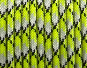 Infectious 550 paracord from Survivalbands.co.uk