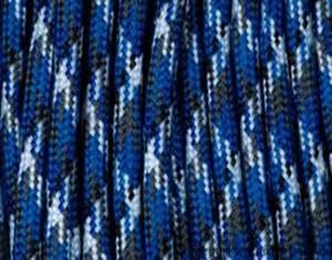 Blue Camo Paracord